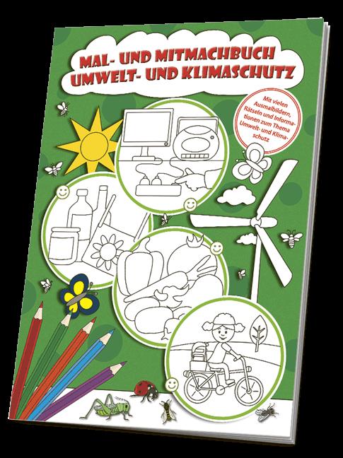 Mal Und Mitmachbuch Umwelt Und Klimaschutz